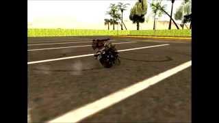 Koringa - Yamaha XJ6 Wheeling - GTA SA