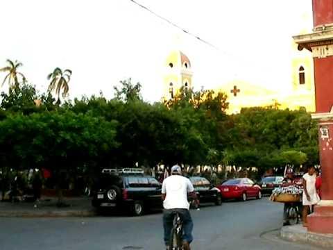 granada – corner of parque central