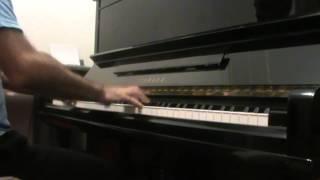 Ping Pong/Bigfoot - Armin Van Buuren/W&W - piano covers/mashup