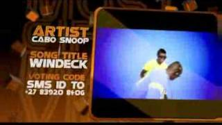 Channel O MVAs  Most Gifted Male nominees 2011