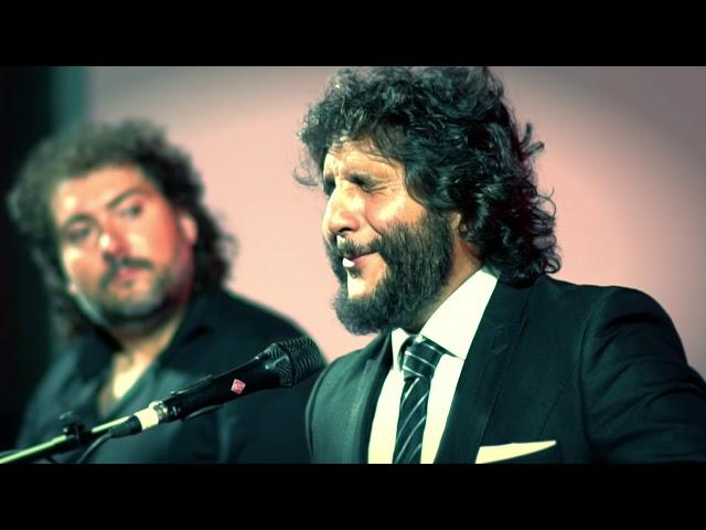 Actuación de Antonio Reyes en el Festival de Cante Jondo