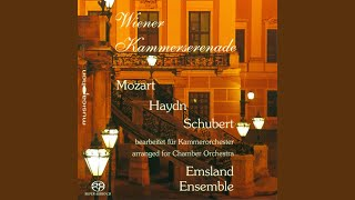 "Symphony No. 45 in F-Sharp Minor, Hob.I:45, ""Farewell"" (arr. U.-G. Schafer) : III. Menuet:..."