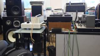 Technics SP-10 & Nina Simone
