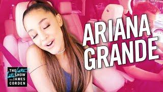 Ariana Grande Carpool Karaoke width=