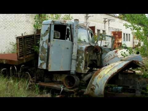 Pripyat: Police Station – Backyard