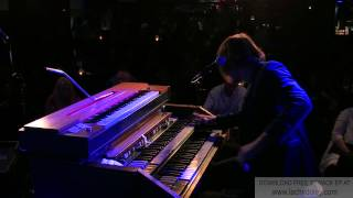 FUNKY HAMMOND SOLO by Lachy Doley - Live at the Basement - Feb 17 2017
