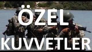 ÖZEL KUVVETLER TSK