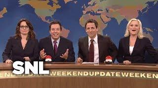 Weekend Update: Joke Off - Saturday Night Live
