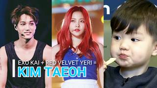 If These 10 Idol Couples Had Babies Here's What They'd Look Like