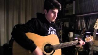 kasabian - underdog - acoustic guitar cover by Nick
