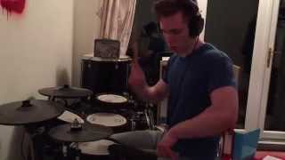 FALLOUT 4 Drum Cover - (The Wanderer by Dion DiMucci - Jacob Corum Williams)
