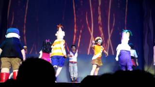 Phineas and Ferb Live! Kent Showare Arena 1/21/12