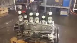Motor movido a garrafas de cerveja