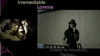 Yuridia  / Irremediable - Lorena  (Cover de Yuridia )