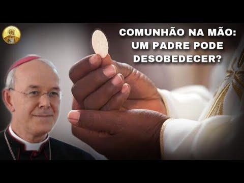 Um Sacerdote deve obedecer em tudo a seu Bispo? E se ele proibir os Padres de darem Comunhão na língua, temos que aceitar? O Bispo Athanasius Schneider responde