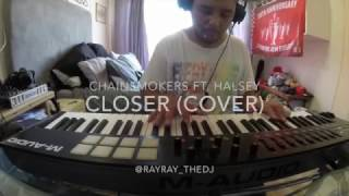The Chainsmokers ft. Halsey - Closer (Instrumental Cover)