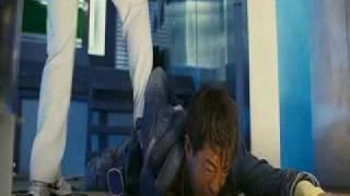 Rob B Hood Fight Scene width=