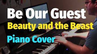 Be Our Guest - Beauty and the Beast (Disney) - Piano Cover
