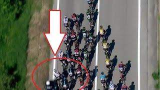 Giro d'Italia | Stage 9 | Yates & Thomas Crash
