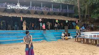 Goa Trance party Anjuna, Shivavalley
