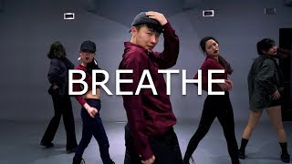 Jax Jones - Breathe ft. Ina Wroldsen | DOHOON choreography | Prepix Dance Studio