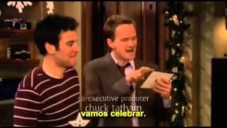 Barney e as músicas natalinas