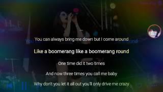 Amaranthe - Boomerang Lyric Video