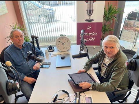 Vennesla historielag på Radio Loland