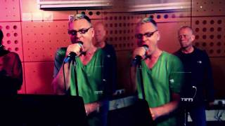 ERASURE - Be With You [Rehearsal Video]