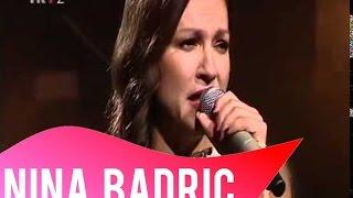 Nina Badric & Daniel Kajmakoski - Jedan od mnogih - (LIVE) - (Runjiceve veceri 2014) - (HRT)