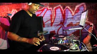 DJ SCRATCH Live at Ol' Dirty Sundays - December 15th, 2013