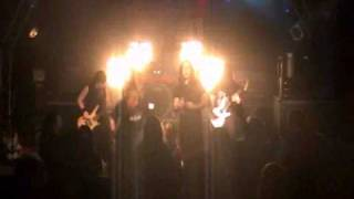 UNGRACE feat. Alex Bayev (HELL:ON) - Bloodline (Slayer cover) - Live in Lugansk 20.02.2010