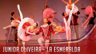 Junior Oliveira - Coda de La Esmeralda (Balé Jovem de São Vicente - 2016)