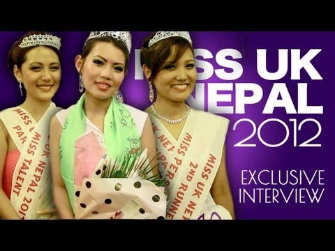 Miss UK Nepal 2012 Interview – havamoment.com