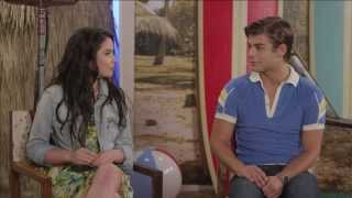 Teen beach Movie - Live Chat - Lela and Tanner!