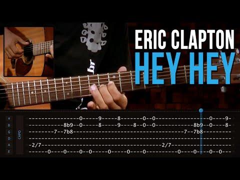 Eric Clapton - Hey, Hey