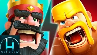 Rap Clash of Clans y Clash Royale Peticiones | Hat Black Game