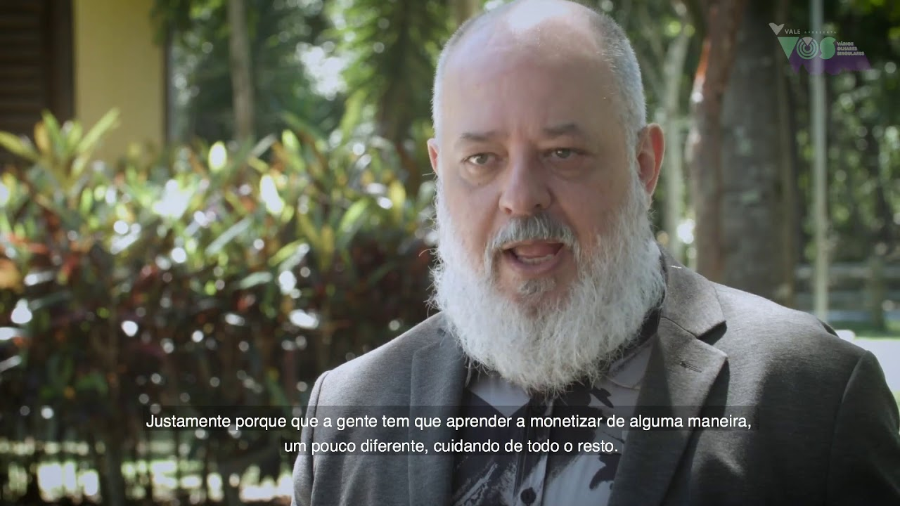 Carlos Piazza fala sobre 'A Importância do Pensamento Sustentável'
