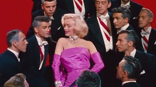 "Marilyn Monroe Plays ""A No No"" by Mariah Carey"