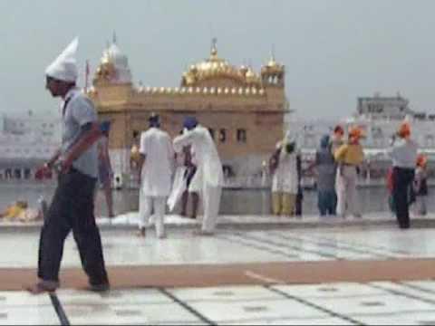 Amritsar golden temple.