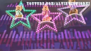"""""""Make u bounce"""" - Chipettes music video HD"""
