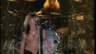 Guns N Roses - Attitude (Vocals by Duff McKagan) Live in Tokyo 92 DVD Part 6