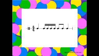 Read and Play The Rhythms: Tika Tika