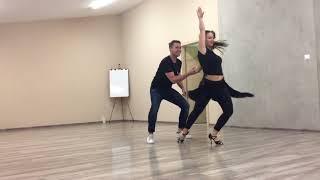 DAMA - El Canto De La Sirena [Peter & Sasa] Bachata Fusion @ Ekolor 2018