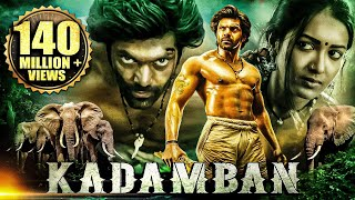 Kadamban (2017) Full Hindi Movie , Arya, Catherine Tresa , Riwaz Duggal , New Released
