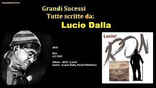 Lucio Dalla - 2018 - Ron - 4,3,1943
