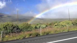 Hawaiian Rainbow, Living Miracles Center, Hawaii, 2014