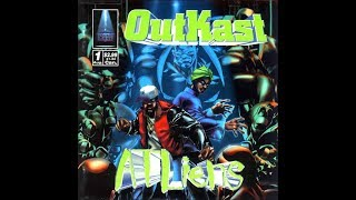 Outkast - Two Dope Boyz [In a Cadillac] (Chopped & Screwed)