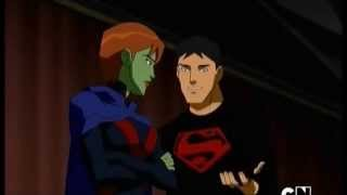 Young Justice- Immortals
