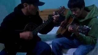 Mongolian guitar urihan cenher havar Mandah&Amaraa